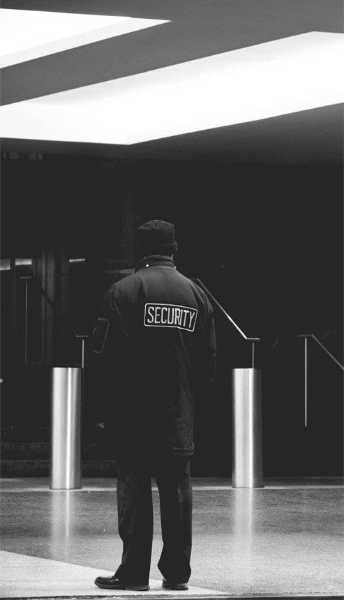 sécurité personnel